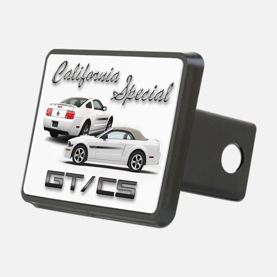 Performance White Products Hitch Cover