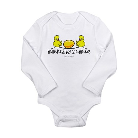 hatched-by-two-chicks Body Suit