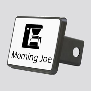 Morning Joe Rectangular Hitch Cover