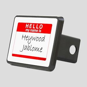 Heywood Jablome Rectangular Hitch Coverle)