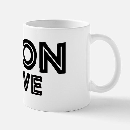 Byron Native Mug