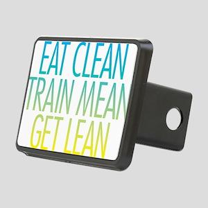 Eat Clean, Train Mean, Get Le Rectangular Hitch Co