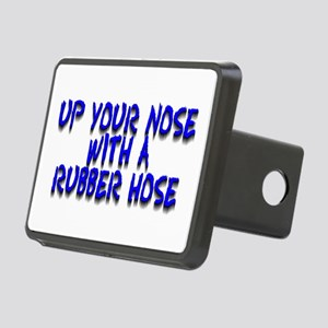 Up Your Nose With a Rubber... Rectangular Hitch Co