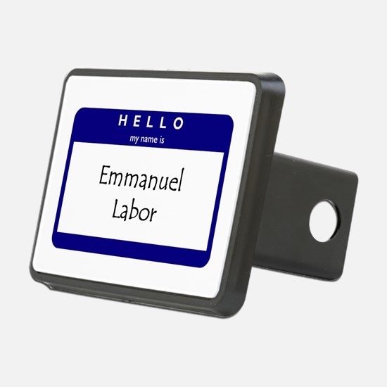 Emmanuel Labor Hitch Cover