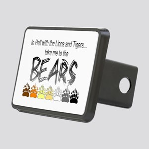Take Me Rectangular Hitch Cover