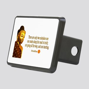 Buddha Buddhism Quotes Rectangular Hitch Cover