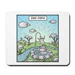 Ewe-topia Mousepad