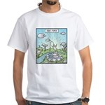 Ewe-topia White T-Shirt