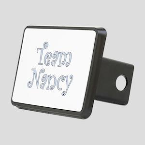 Team Nancy Rectangular Hitch Cover