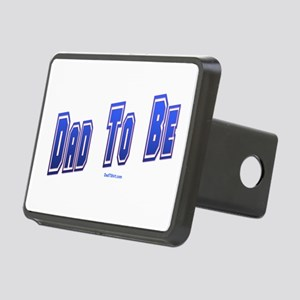 Dad To Be Expectant Father Rectangular Hitch Cover