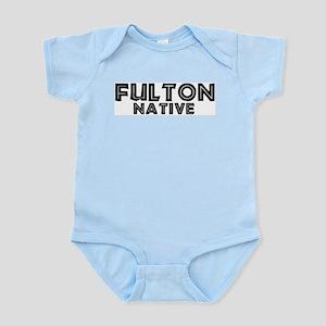 Fulton Native Infant Creeper