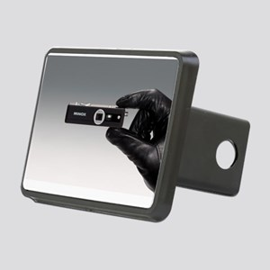 camera Rectangular Hitch Coverle)