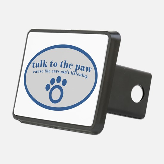Talk to the Paw Hitch Cover