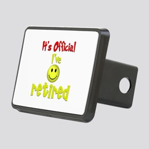 Officially Retired.:-) Rectangular Hitch Cover