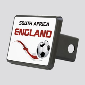 Soccer 2010 ENGLAND SA Rectangular Hitch Coverle)