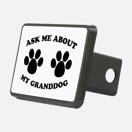 Ask About Granddog Hitch Cover