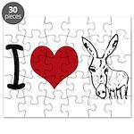 I heart... Puzzle