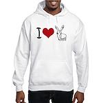 I heart... Hooded Sweatshirt