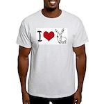 I heart... Light T-Shirt