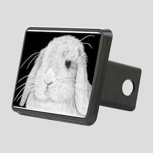 Lop Rabbit Rectangular Hitch Cover