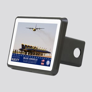 Blue Angels C-130 Hercules Rectangular Hitch Cover
