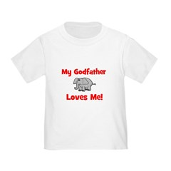 My Godfather Loves Me! - Elep T