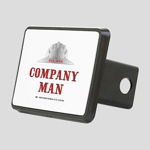 Company Man Rectangular Hitch Cover