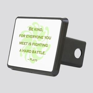 Be Kind... Rectangular Hitch Cover