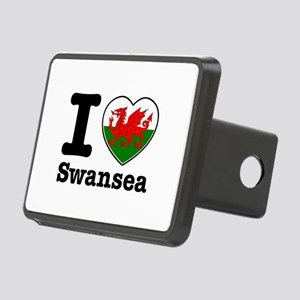 I love Swansea Rectangular Hitch Coverle)