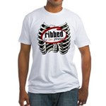 Ribbed for Her Pleasure Fitted T-Shirt