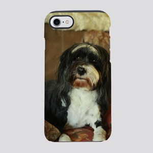 indoor dogs floppy ears,Konnor iPhone 7 Tough Case