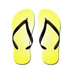 Yellow Shine (FF) Flip Flops