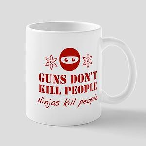 Guns don't kill people Mug
