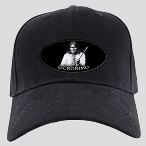 Geronimo 01 Black Cap