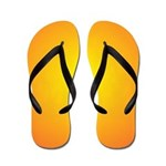 Orange Sun Shine (FF) Flip Flops