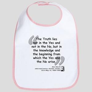 Barth Truth Quote Bib