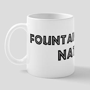 Fountain Valley Native Mug