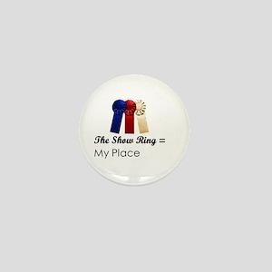 Show Ring Mini Button