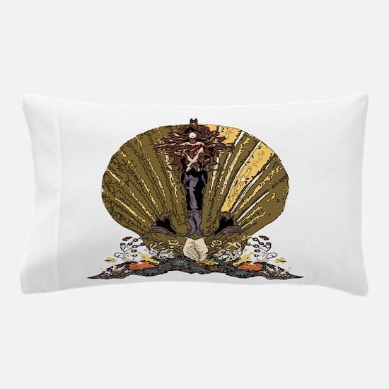 Sea Goddess Pillow Case