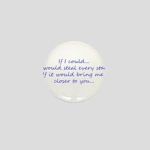 Miss You Mini Button