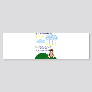 Missing You Sticker (Bumper)