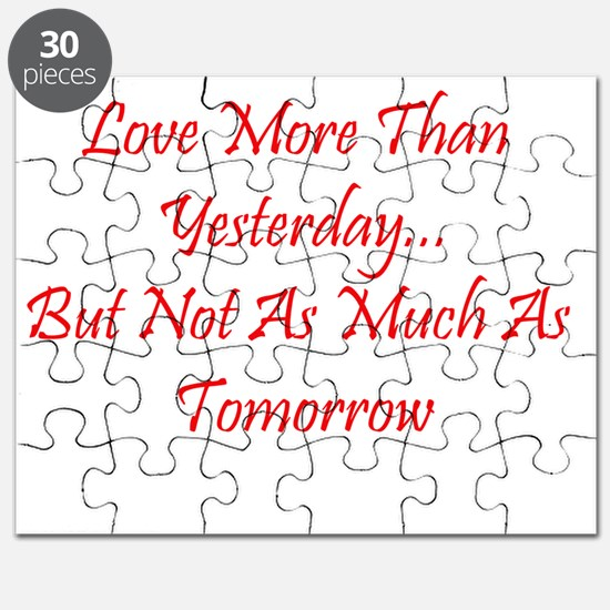 Love More Than Yesterday.png Puzzle