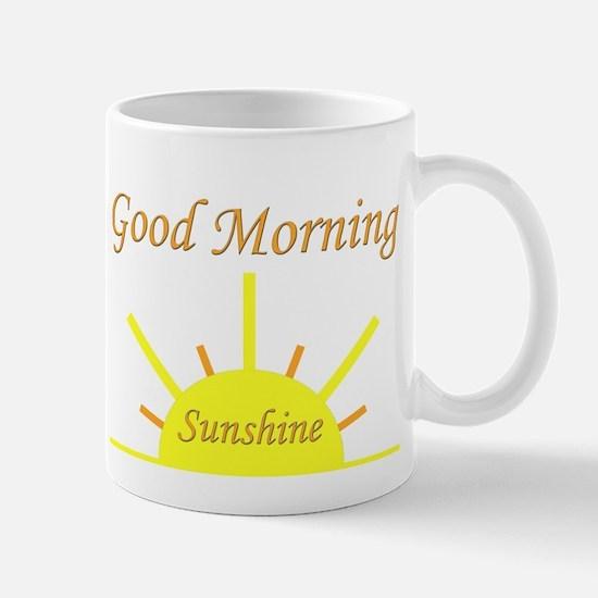 Good Morning Sunshine.png Mug