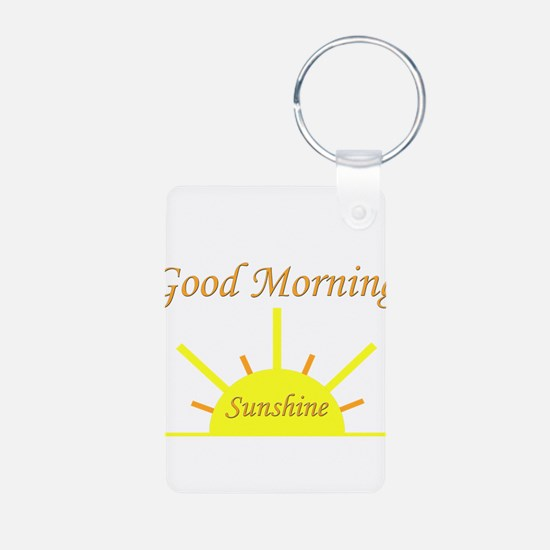 Good Morning Sunshine.png Keychains