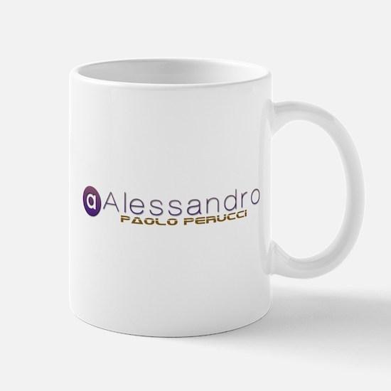 Alessandro Paolos logo 1 Mug