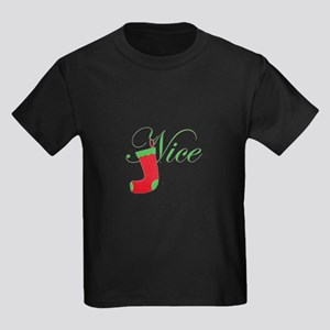 Nice.png Kids Dark T-Shirt