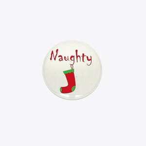Naughty.png Mini Button