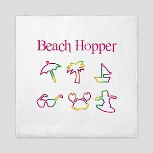 Beach Hopper Queen Duvet
