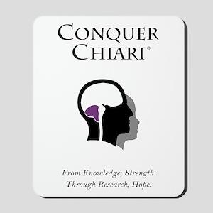 Conquer Chiari Mousepad