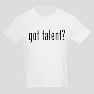 Got Talent Kids Light T-Shirt